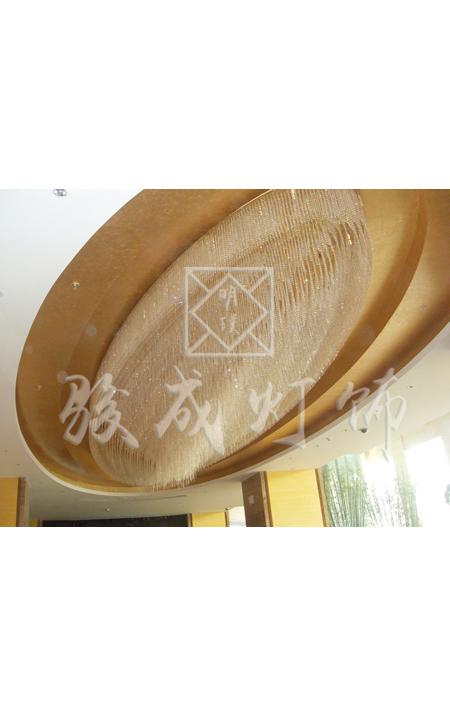 宴会厅水晶灯具sj211