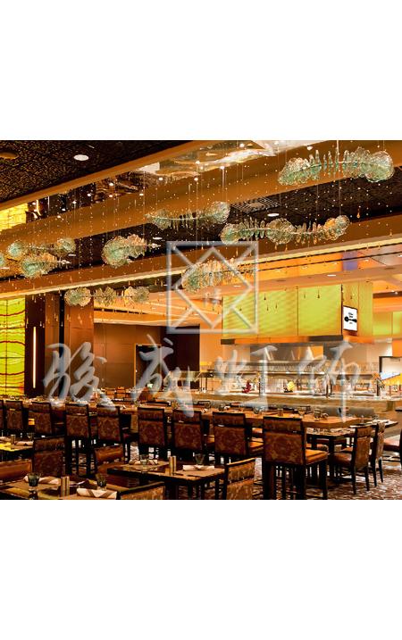 餐厅灯具定制ctd04